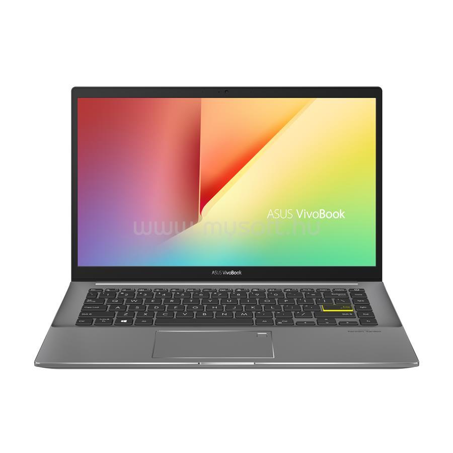 ASUS VivoBook S14 S433EA-AM003T (fekete - numpad)