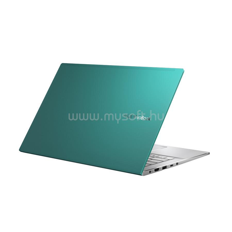 ASUS VivoBook S14 S433EA-AM516 (zöld - numpad)