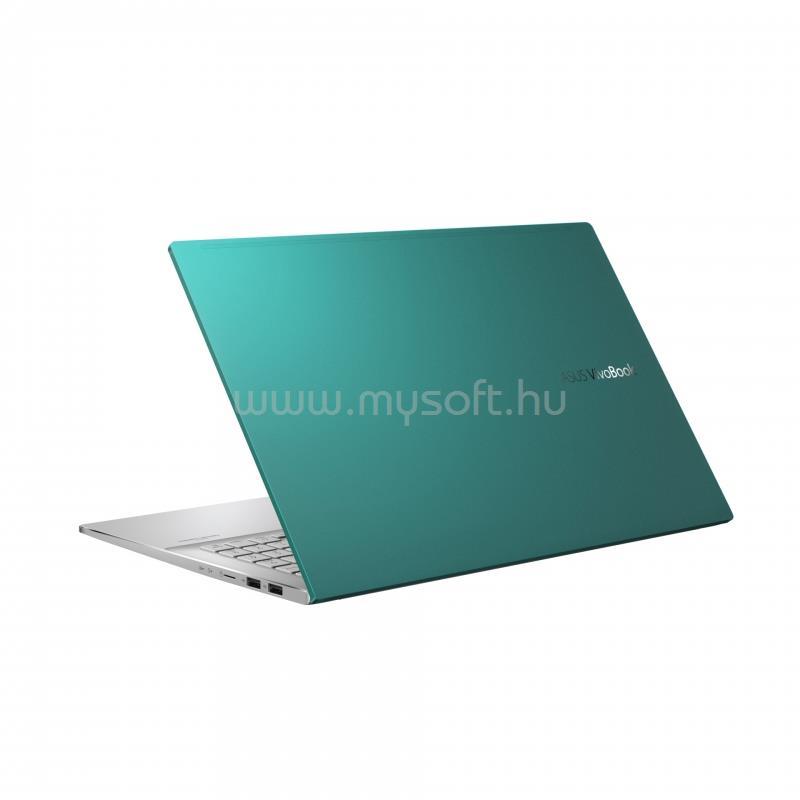 ASUS VivoBook S15 S533EA-BQ155 (zöld)