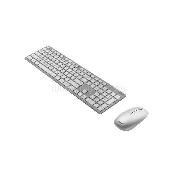 ASUS W5000 Billentyűzet/Egér WIRELESS, HU (fehér)