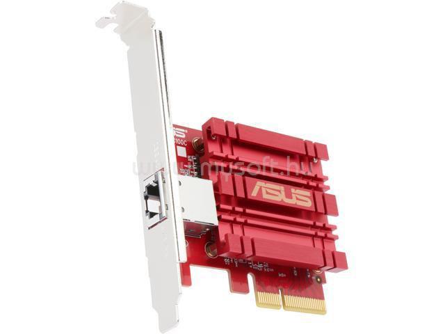 ASUS PCI-e gigabites Hálózati kártya 10 Gbps