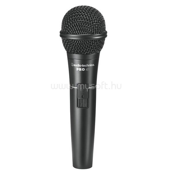 AUDIO-TECHNICA PRO41 kardioid dinamikus kézimikrofon