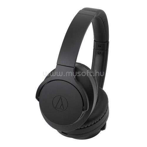 AUDIO-TECHNICA ATH-ANC700BTBK Bluetooth fejhallgató (fekete)