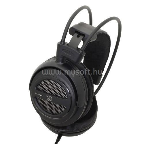 AUDIO-TECHNICA ATH-AVA400 Fejhallgató (fekete)
