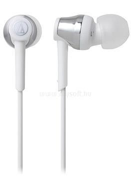 AUDIO-TECHNICA ATH-CKR35BTSV Bluetooth fülhallgató headset (ezüst)