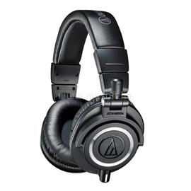 AUDIO-TECHNICA ATH-M50x Professzionális stúdió monitor fejhallgató (fekete) AT-ATHM50X small
