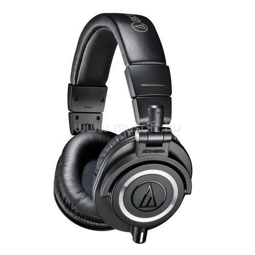 AUDIO-TECHNICA ATH-M50x Professzionális stúdió monitor fejhallgató (fekete)
