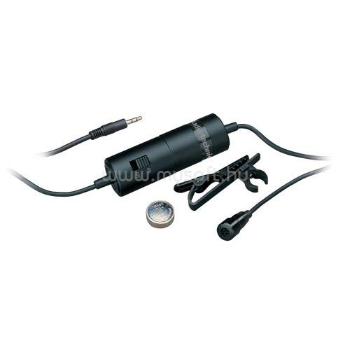 AUDIO-TECHNICA ATR3350 Csíptethető miniatűr mikrofon