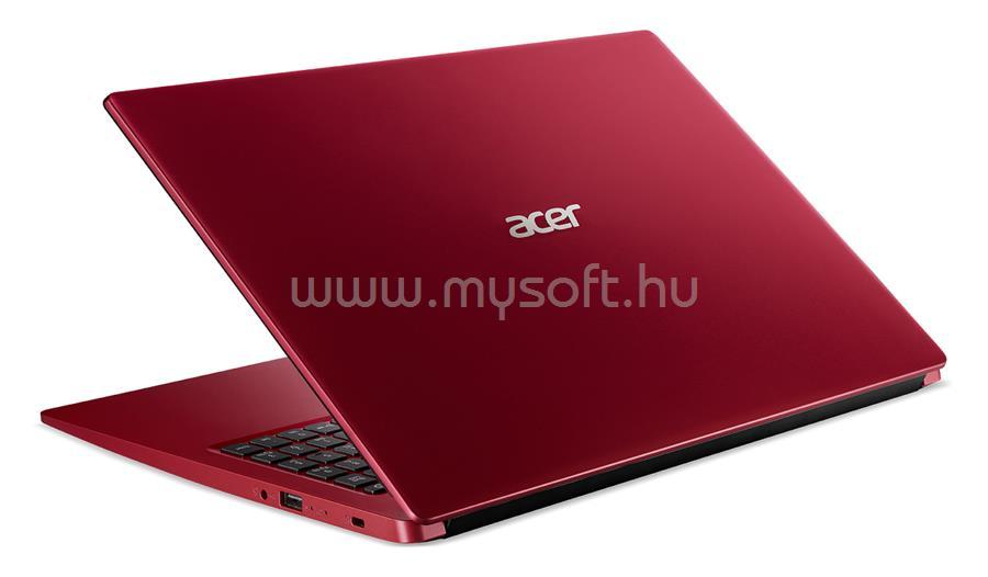 ACER Aspire A315-34-C6TH (piros)