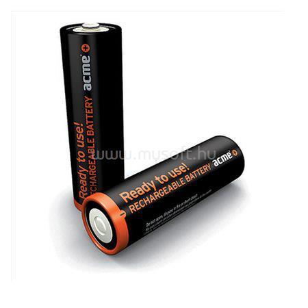 ACME R06 AA 2600 mAh 2db akkumulátor