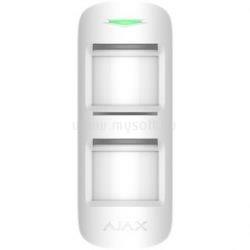 AJAX MotionProtect Outdoor vezetéknélküli kültéri dual PIR fehér mozgásérzékelő