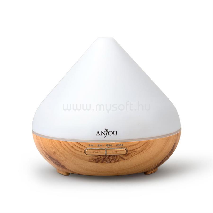 ANJOU AJ-AD001 világosbarna illóolaj párásító