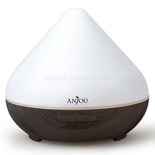 ANJOU AJ-AD001 sötétbarna illóolaj párásító