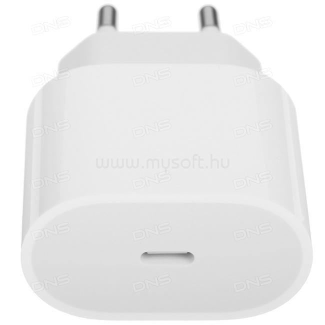 APPLE 18W-s USB-C hálózati adapter