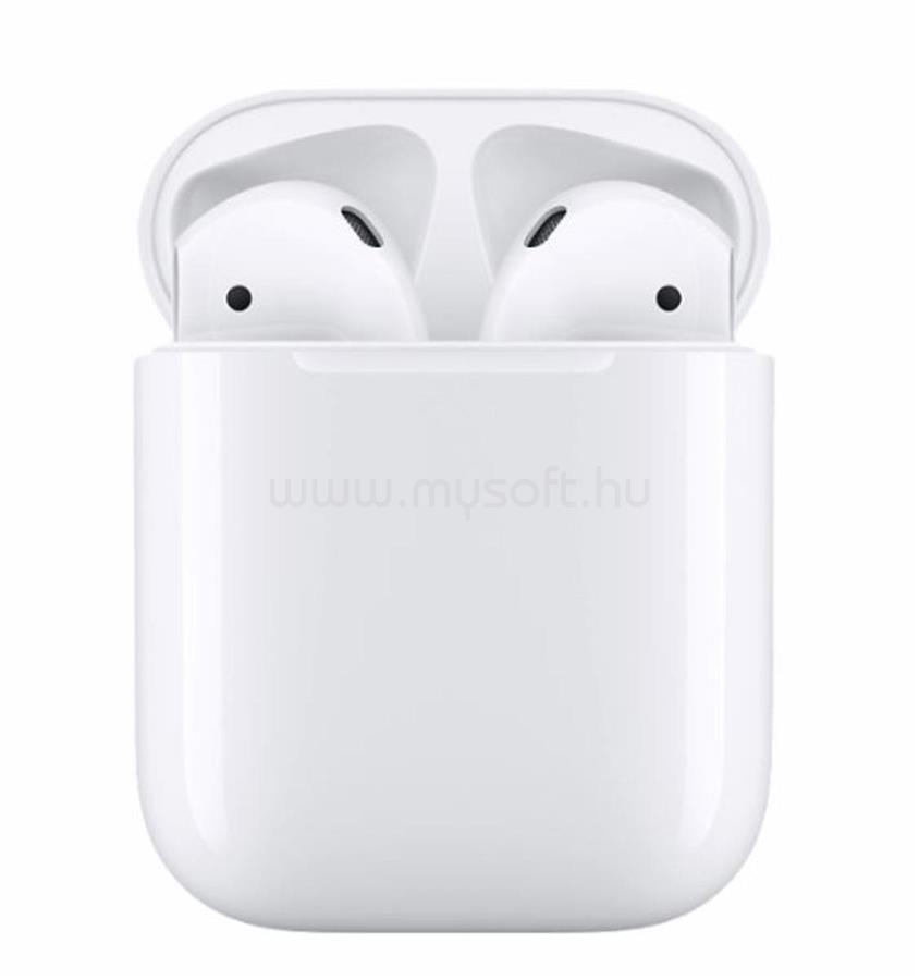 APPLE AirPods 2 Bluetooth fülhallgató és töltőtok MV7N2ZM/A large