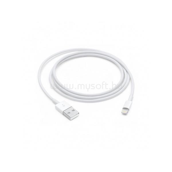 APPLE Lightning to USB (töltő) kábel 1m