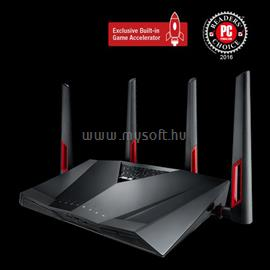 ASUS RT-AC88U  Wireless AC Router, 90IG01Z0-BM3100