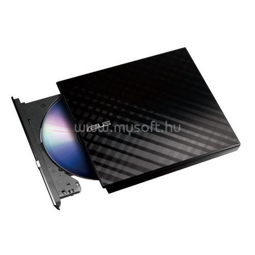 ASUS Külső optikai meghajtó USB (fekete)