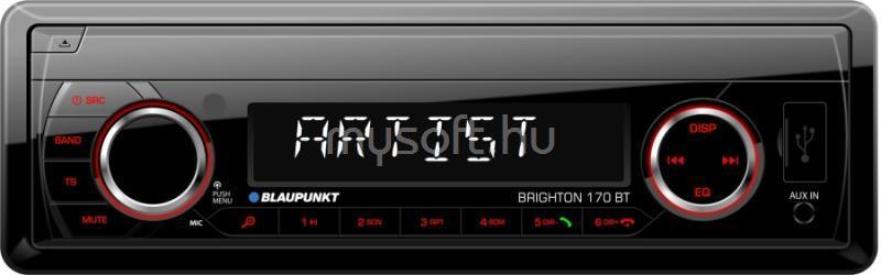 BLAUPUNKT Brighton 170 Bluetooth SD/USB/MP3 autóhifi fejegység