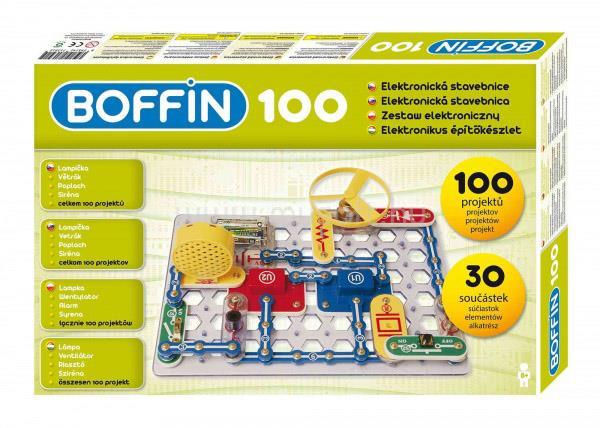 BOFFIN 100 elektronikus építőkészlet