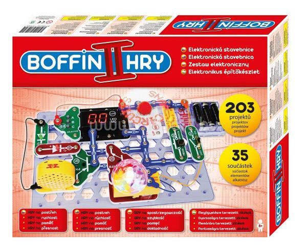 BOFFIN HRY elektronikus építőkészlet