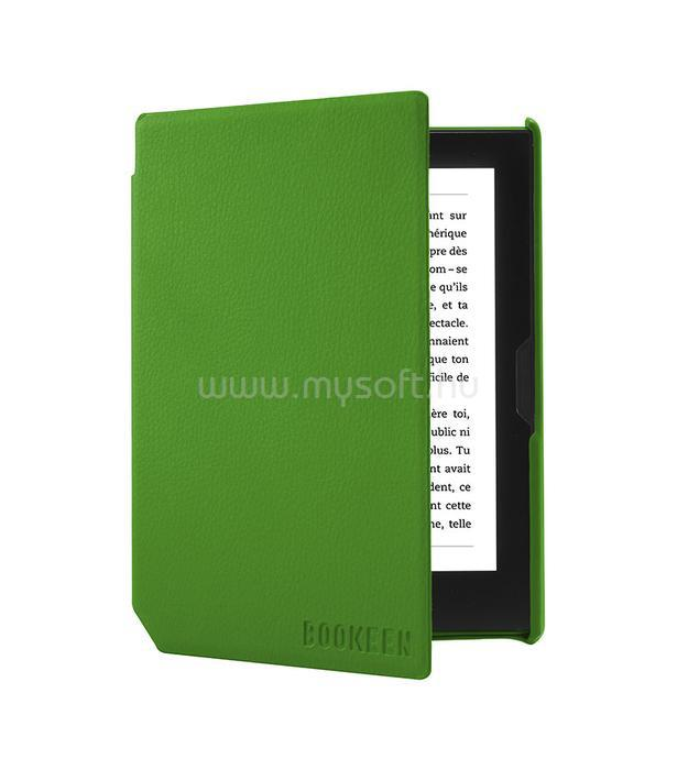 BOOKEEN Cybook Muse E-Book Olvasó Tok (Zöld)