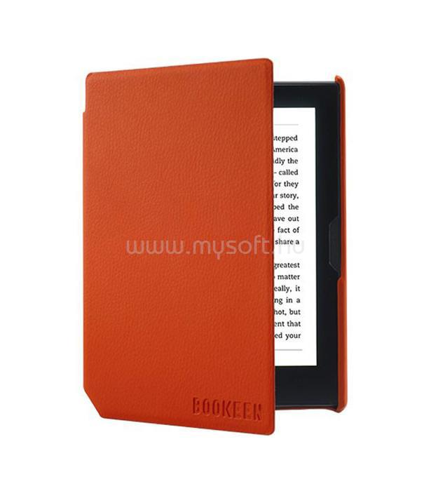 BOOKEEN Cybook Muse E-Book Olvasó Tok (Narancssárga)
