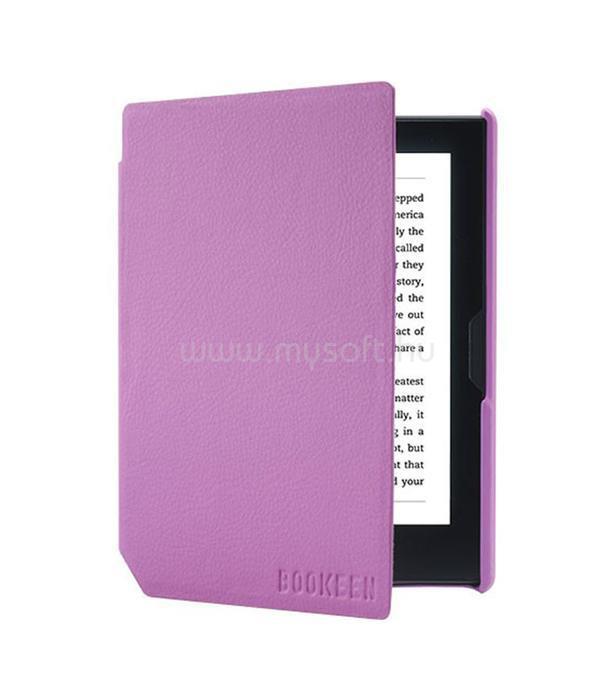 BOOKEEN Cybook Muse E-Book Olvasó Tok (Rózsaszín)