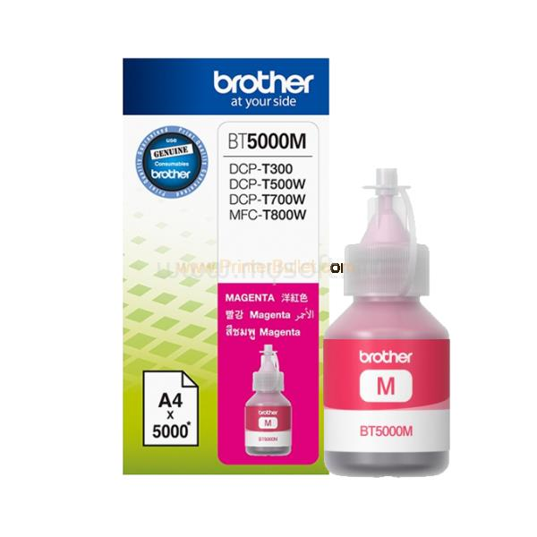 BROTHER Patron BT5000M  Magenta 5000 oldal