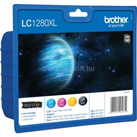 Brother Patron LC1280XLVALBP Multipack, LC1280XLVALBP