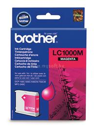 Brother Patron LC-1000M Magenta 400 oldal, LC1000M