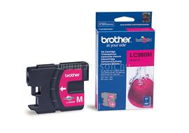 Brother Patron LC-980M Magenta 260 oldal, LC980M