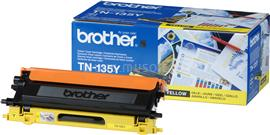 Brother Toner TN-135Y Sárga 4000 oldal, TN135Y