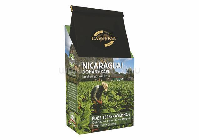 CAFE FREI Nicaraguai dohány kávé