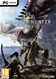 CAPCOM Monster Hunter: World PC játékszoftver, monster_hunter_world_pc