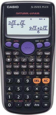 """CASIO Számológép, tudományos, 252 funkció, """"FX-350ES Plus 2E"""""""