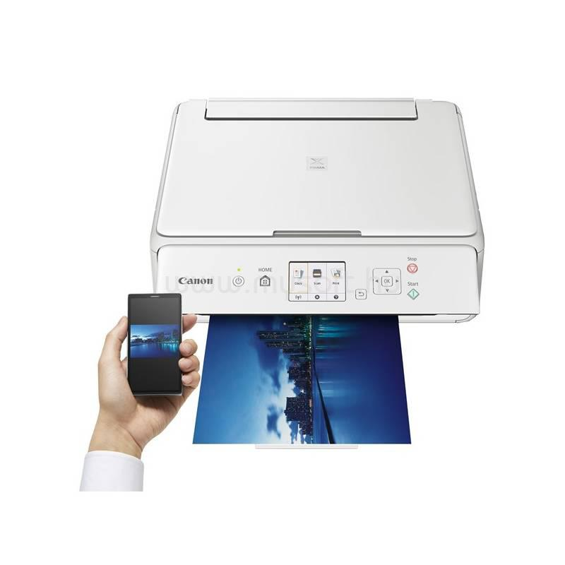 CANON Pixma TS5051 Fehér Multifunction Printer