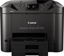 Canon MAXIFY MB5455 Multifunction Printer, 0971C029