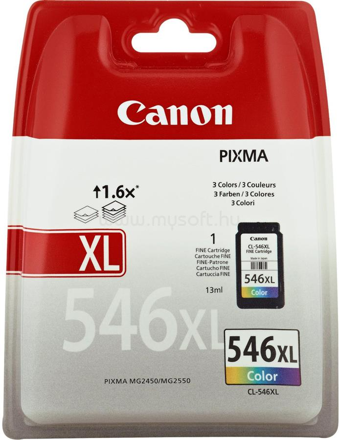 CANON Patron CL-546XL Color 300 oldal