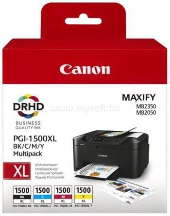 CANON Patron PGI-1500XL Multipack