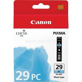 Canon Patron PGI-29PC Photo Cián, 4876B001
