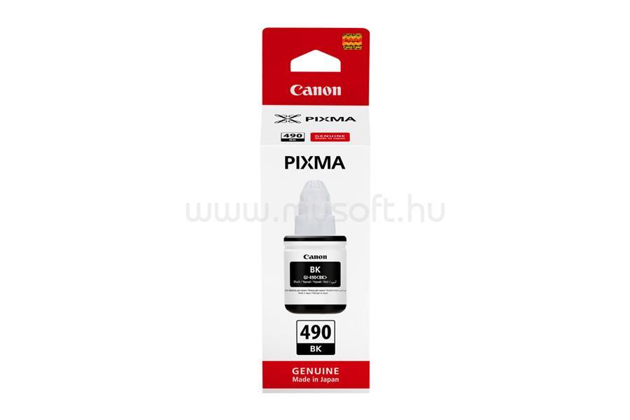 CANON GI490 Tintapatron Fekete 0663C001 large