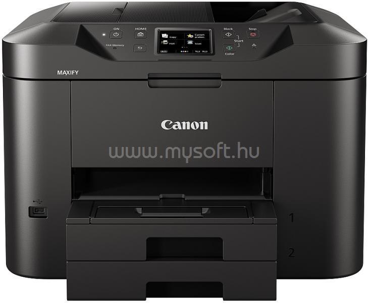 CANON MAXIFY MB2750 színes tintasugaras multifunkciós nyomtató