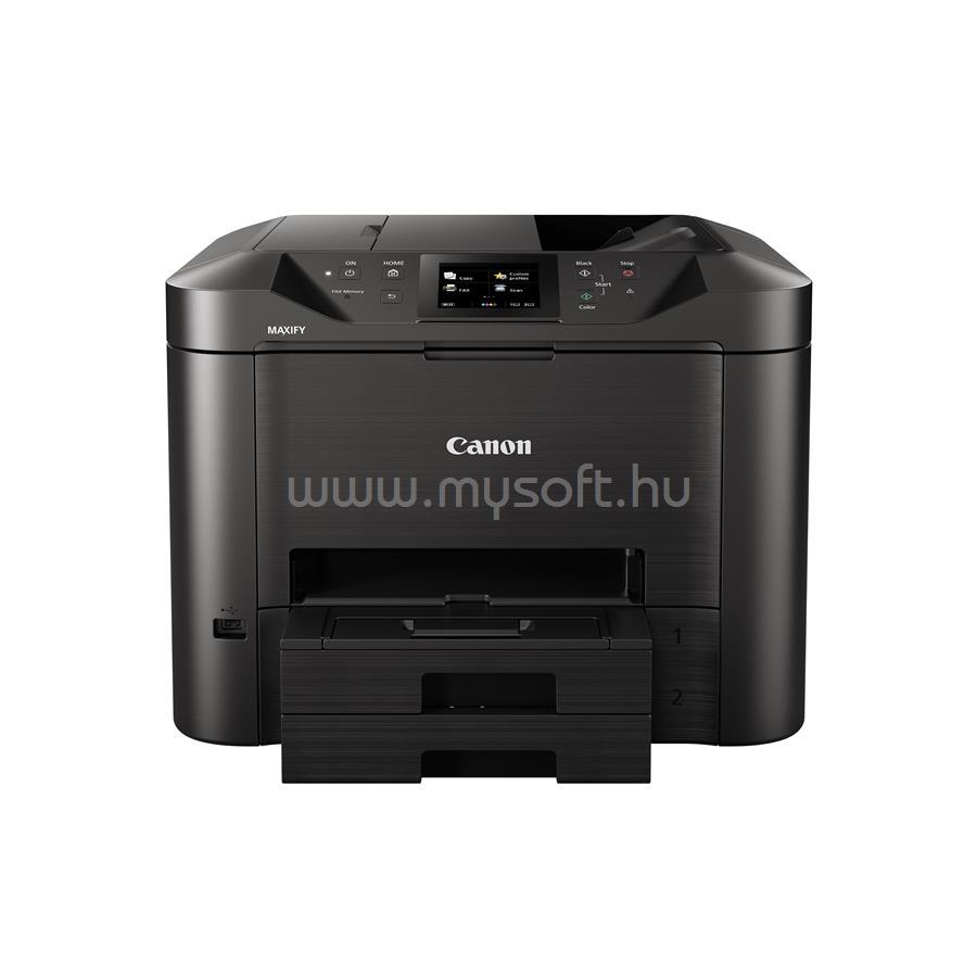 CANON MAXIFY MB5450 színes multifunkciós nyomtató