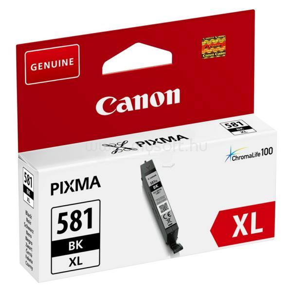 CANON CLI581XL BK Fekete Tintapatron