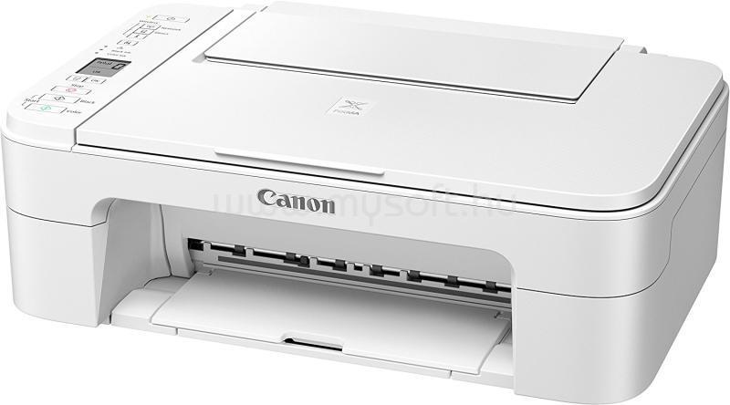 CANON PIXMA TS3151 színes tintasugaras multifunkciós nyomtató (fehér)