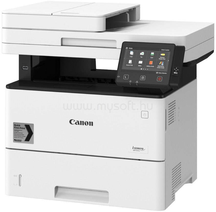 CANON i-SENSYS MF543x Multifunkciós Nyomtató