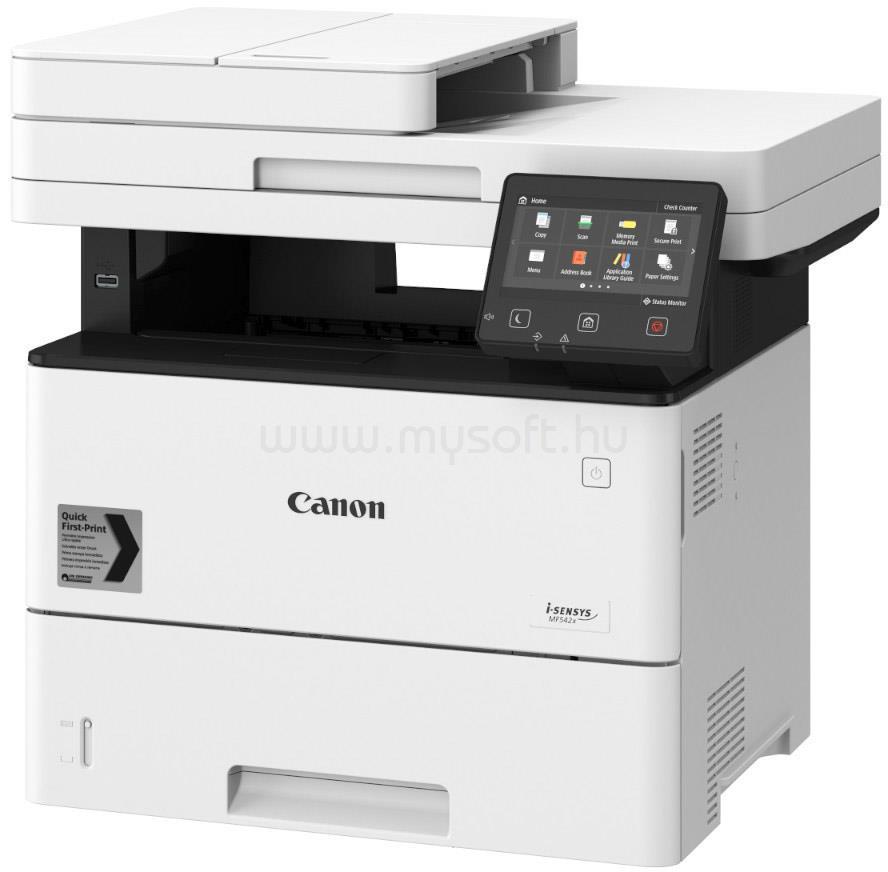 CANON i-SENSYS MF542x Multifunkciós Nyomtató