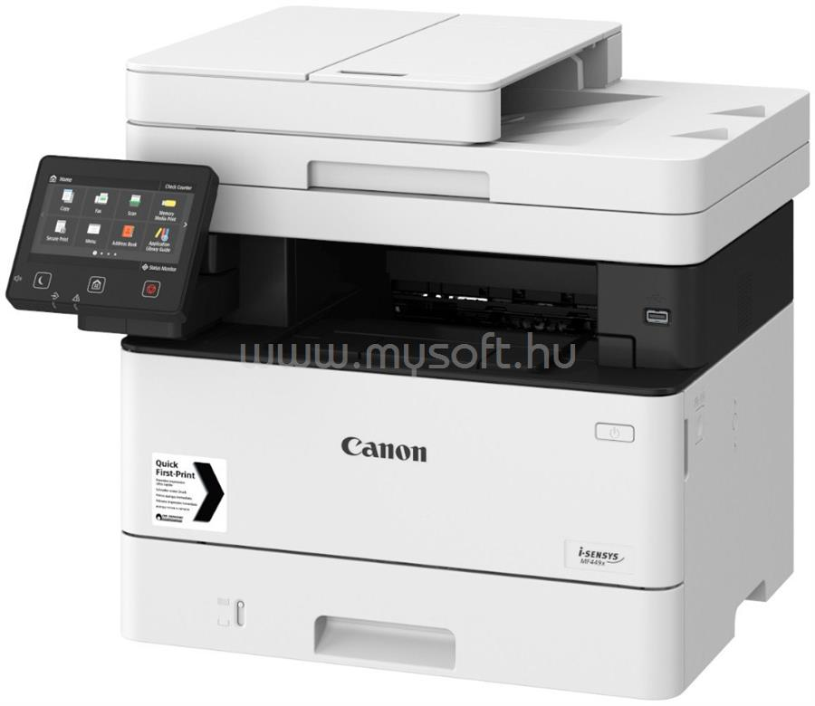 CANON i-SENSYS MF449x Multifunkciós Nyomtató