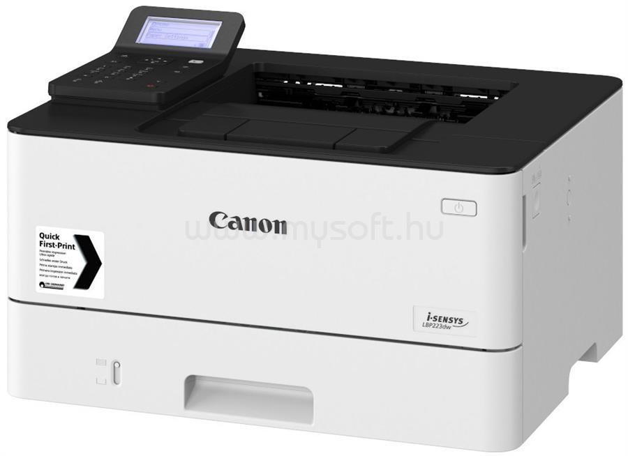 CANON i-SENSYS LBP223dw Lézernyomtató